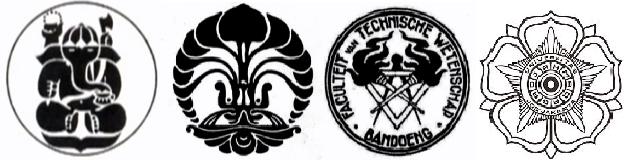 Logo TH mirip logo TU delft (api promotheus)