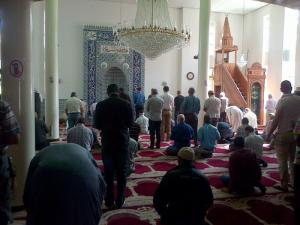 Turkish Masjid in Delft